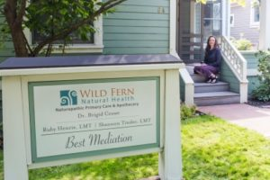 Wild Fern Natural Health - Dr. Brigid Crowe